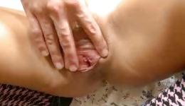 Deep ass hole of lecherous doll can absorb even the biggest rod